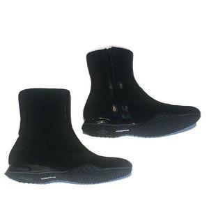 Cole Haan Nike Air Beau Short boot black 8